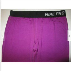 Nike Pro Hyperwarm Training Tights Pants Girl's L